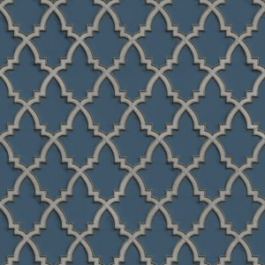 TAPETA DE120027 WALLSTITCH / DECORTEX