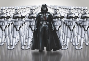 Fototapeta 8-490 STAR WARS IMPERIAL FORCE